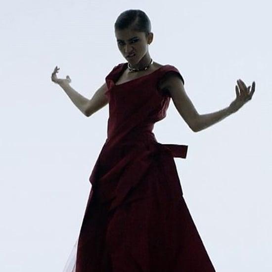 """Zendaya's """"Close Up"""" Fashion Video"""