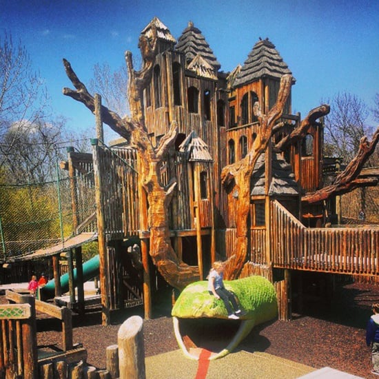 The 22 Most Incredible Playgrounds in the United States
