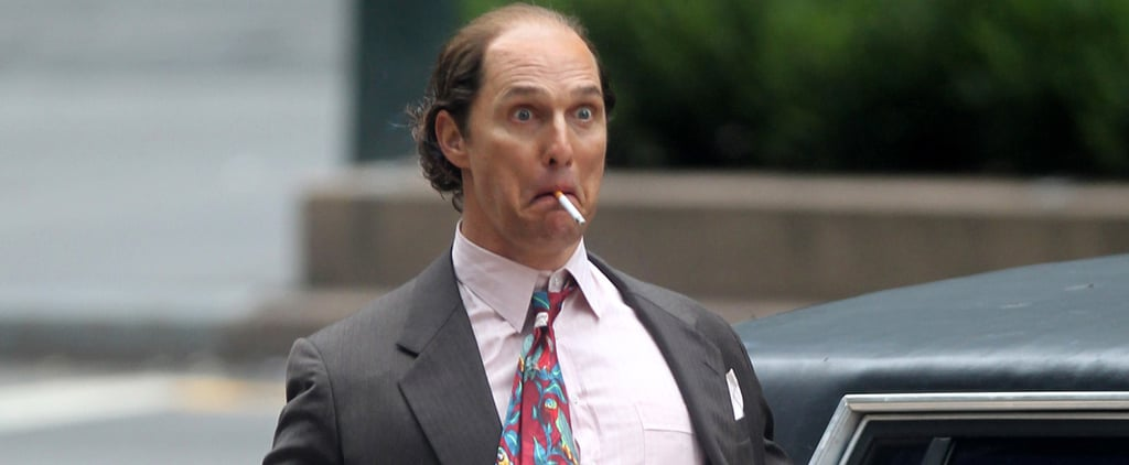 Wow! Matthew McConaughey Has Totally Transformed For His New Role