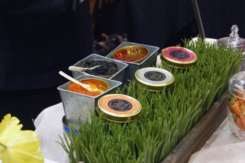 California Caviar Assortment