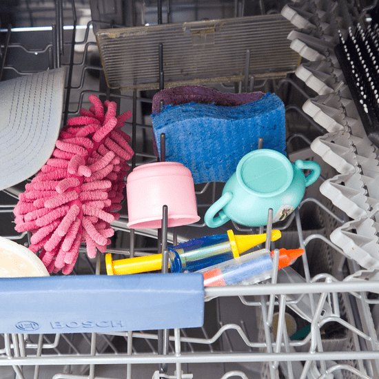 Cleaning in the Dishwasher