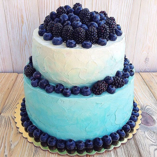 Summer Wedding Cake Ideas