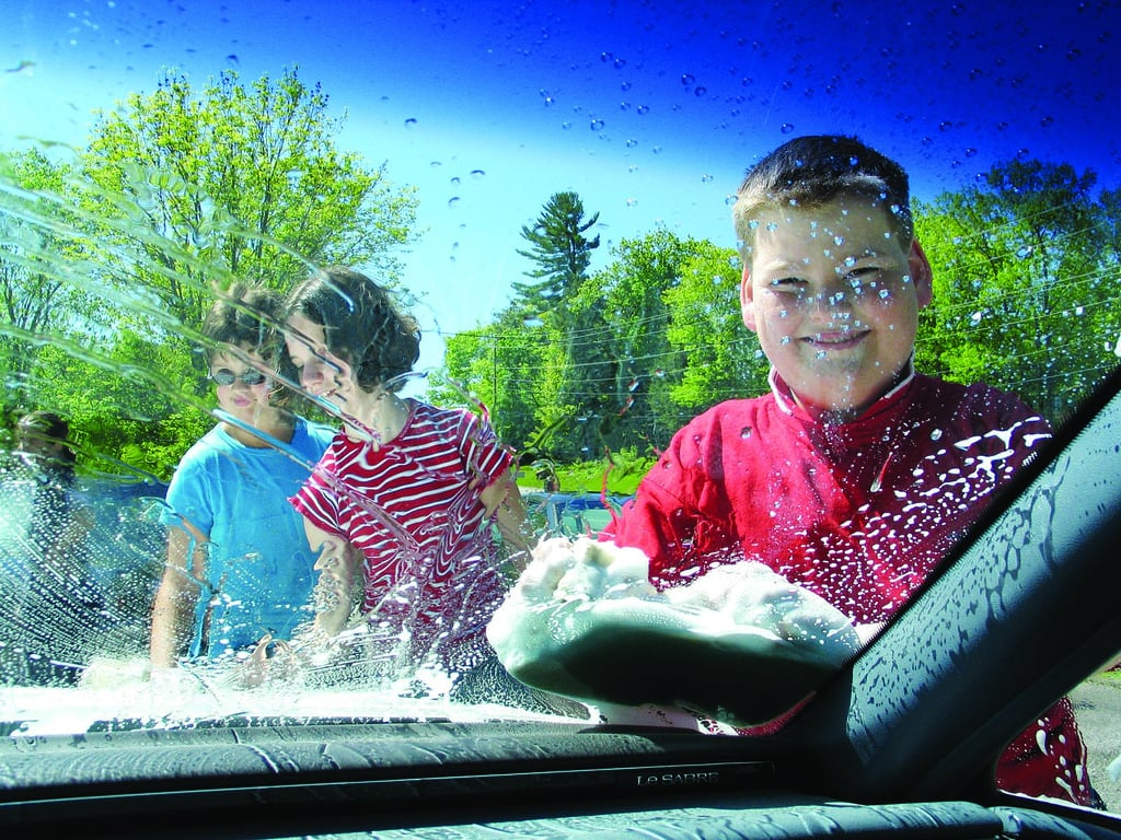 Host a Car Wash
