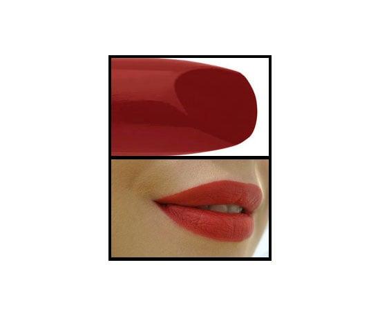 A Matte Brick-Red