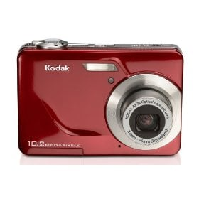 Kodak EasyShare C180 10MP Digital Camera with 3x Optical Zoom and 2.4 inch LCD ($78)