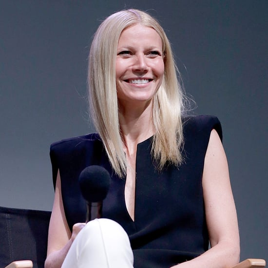 Gwyneth Paltrow at the Apple Store | Photos