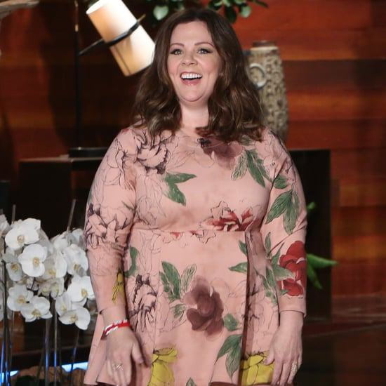 Melissa McCarthy on The Ellen DeGeneres Show April 2016