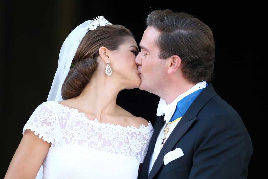 See Princess Madeleine's Valentino Wedding Dress, from Every Angle!