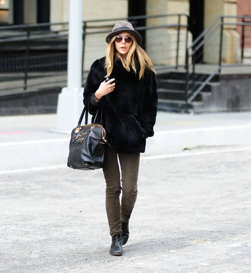 Best Dressed Celebrities and Models Week of March 26, 2012