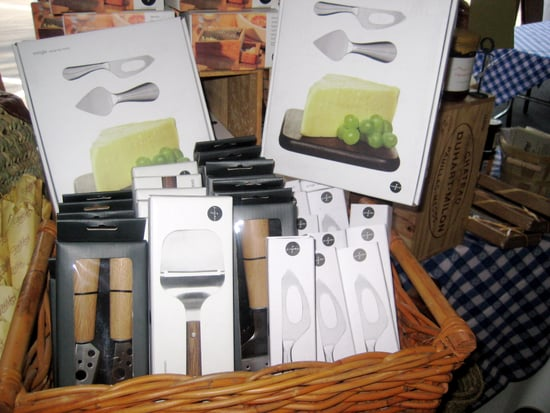 Do You Own Special Tools For Serving Cheese?