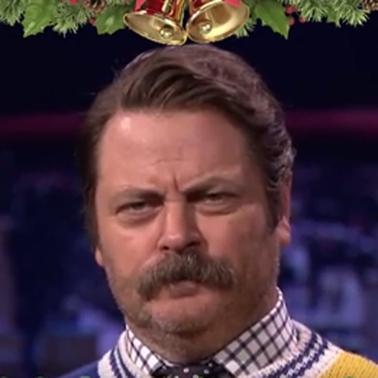 Nick Offerman Reads 'Twas the Night Before Christmas | Video