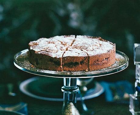 Vanilla Cranberry Coffeecake Perfect For Christmas Morning