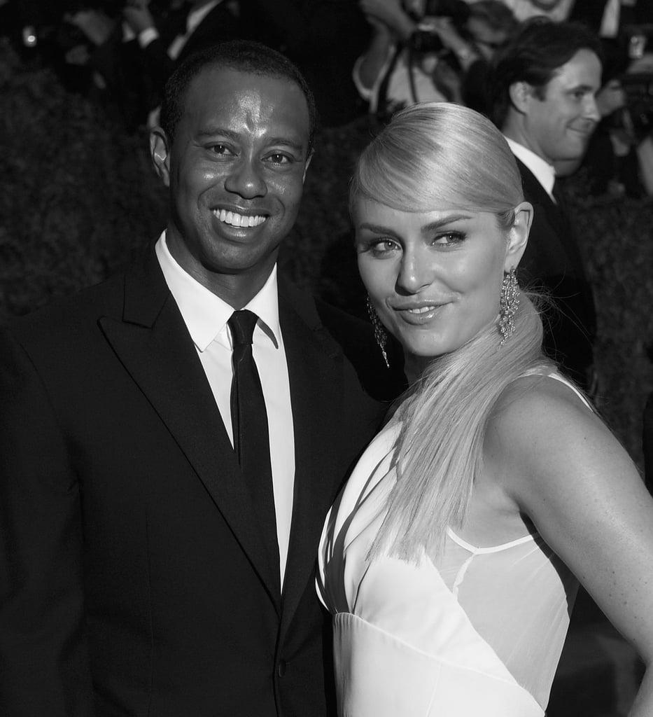 Tiger Woods and Lindsey Vonn: 2013-2015