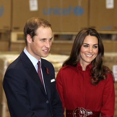Prince William and Kate Middleton UNICEF Visit in Denmark