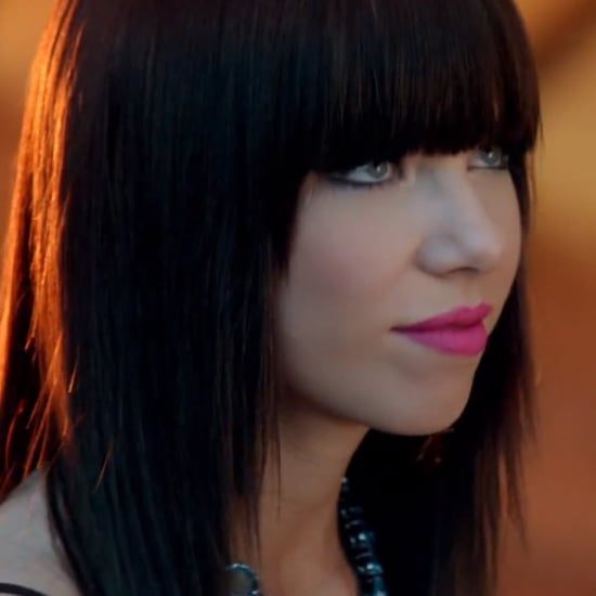 """Carly Rae Jepsen's """"This Kiss"""" Video Makeup Tutorial"""