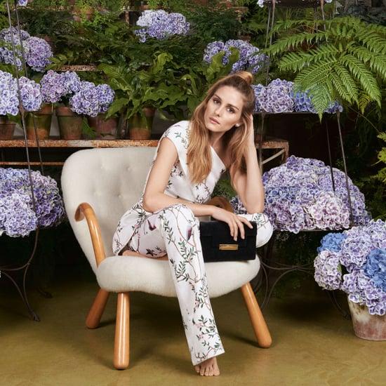 Olivia Palermo's Accessories Campaign For AERIN