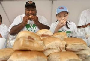 The World Is Hungry For Food-Eating Contests