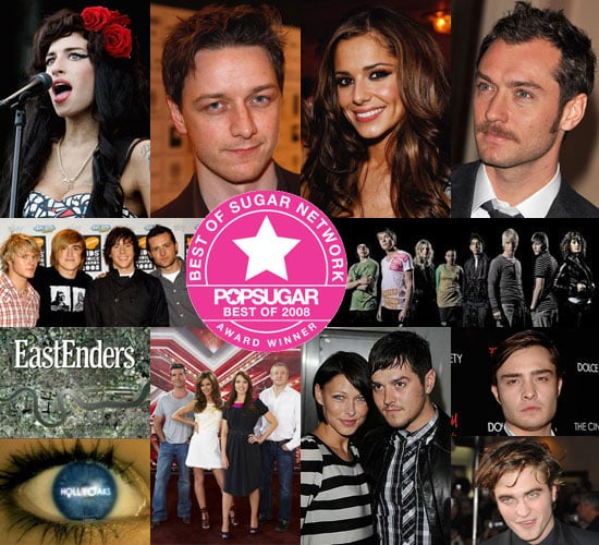 Roundup of Best of 2008: PopUK's Sugar Award Winners