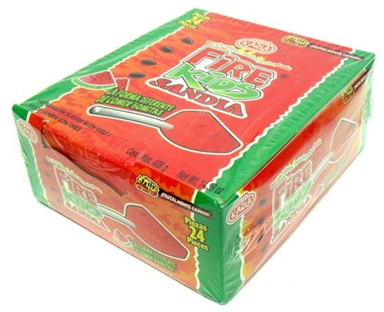 Fire Kids Watermelon Lollipops