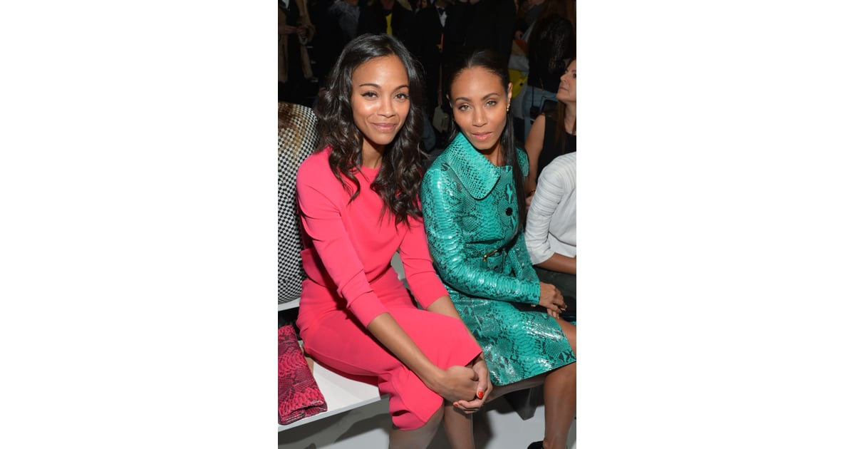jada pinkett smith and zoe saldana - photo #29