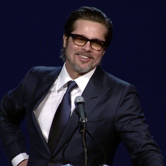 Brad Pitt Teaches Us How to Pronounce David Oyelowo's Name With a Song
