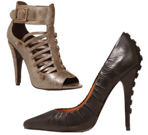 Photos of Elizabeth and James Footwear Collection