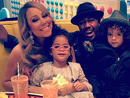 WATCH: Nick Cannon on Co-Parenting With Mariah Carey