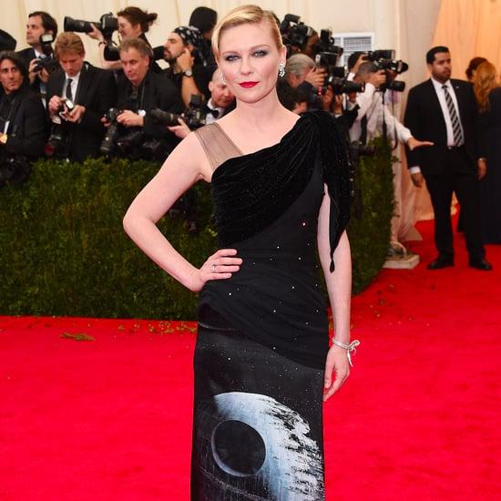 Kirsten Dunst Met Gala Star Wars Dress | Pictures