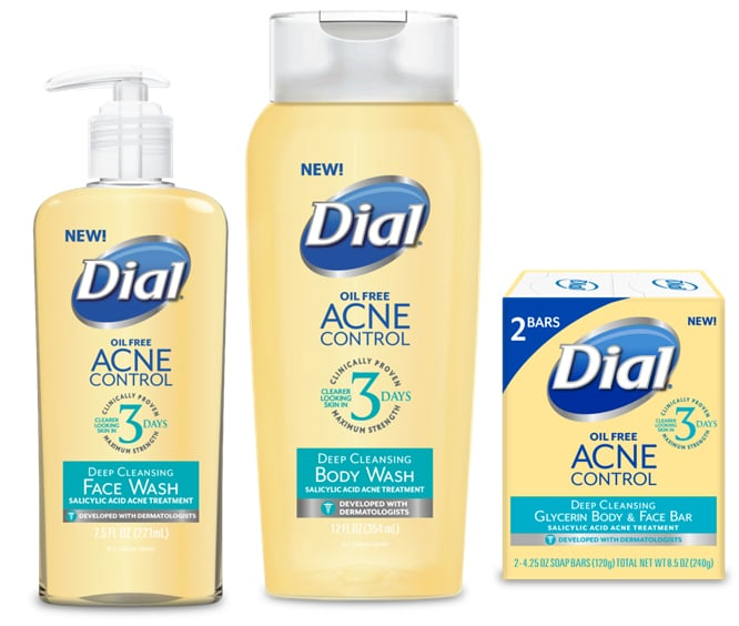 Dial Acne Control