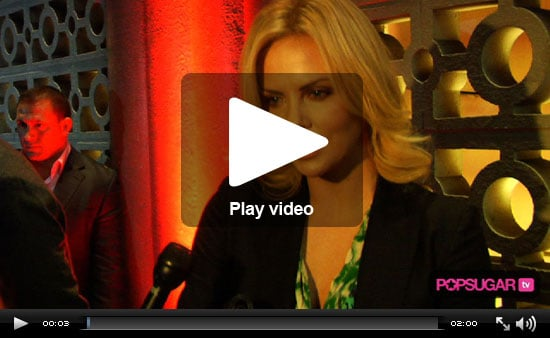 Charlize Talks Matt Damon's Charity, Piven Talks About Matt Damon's Rant and David Arquette Talks About Coco!