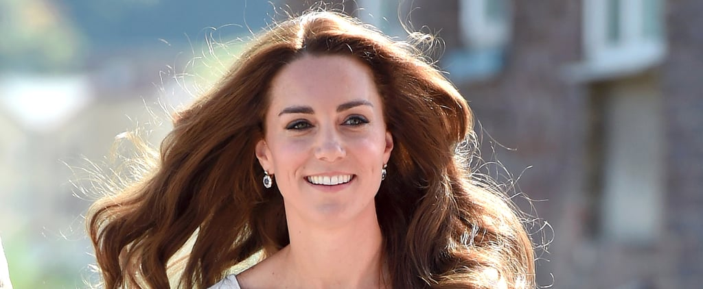 Kate Middleton Demonstrates What Effortlessly Beautiful Hair Looks Like