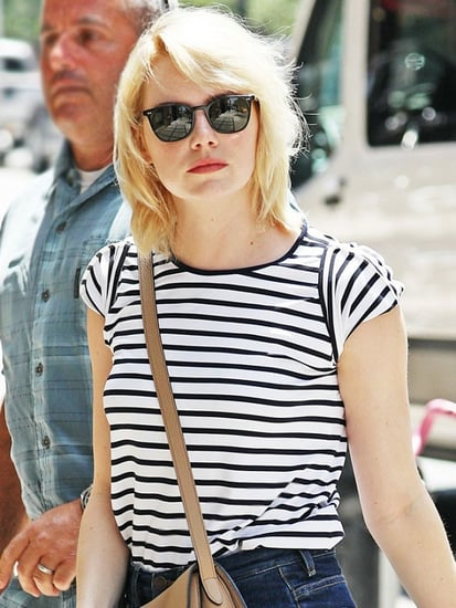 Emma Stone Wore the Jeans Everyone Has an Opinion On