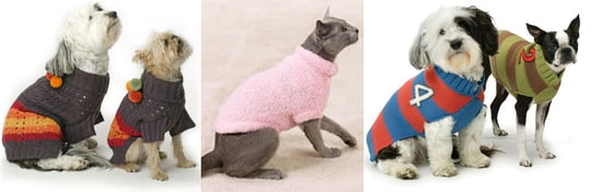 PetMarking Mission Completed: Cozy Sweaters
