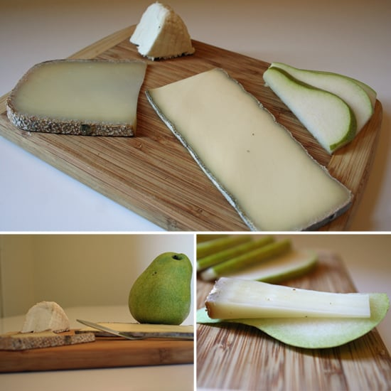 3 Cheeses to Pair With Pear