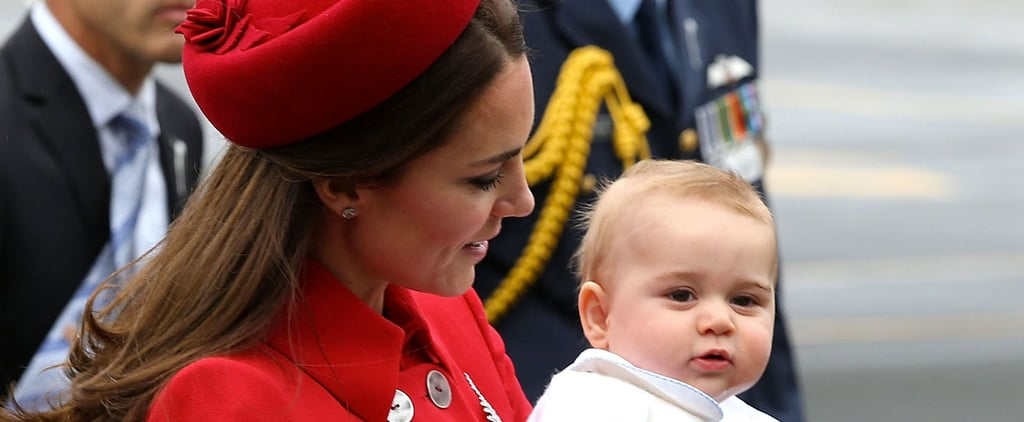 20 Kate Middleton Mom Moments That Will Melt Your Heart
