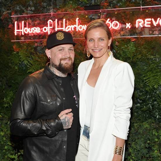 Benji Madden's Birthday Message For Cameron Diaz 2016