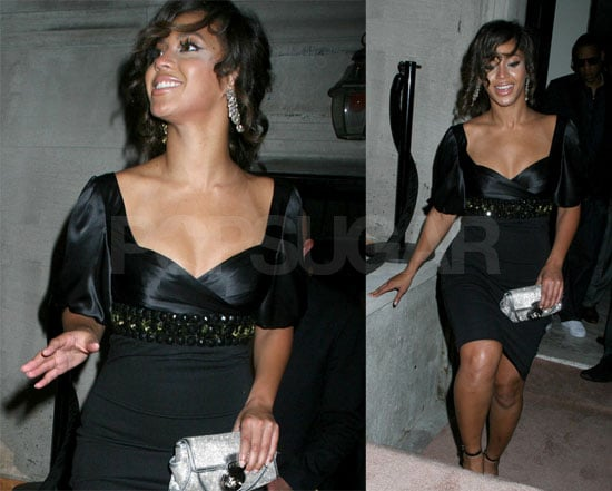 Beyonce Parties For Diddy's Unforgivable Woman