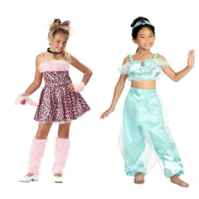 Sexy Girl Costumes