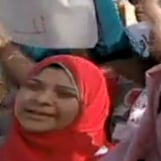 Video of Women Demonstrating in Egypt