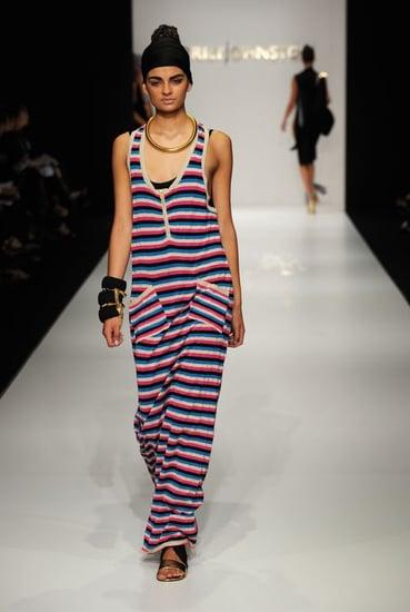 Australian Fashion Week Kirrily Johnston Spring Summer 2008