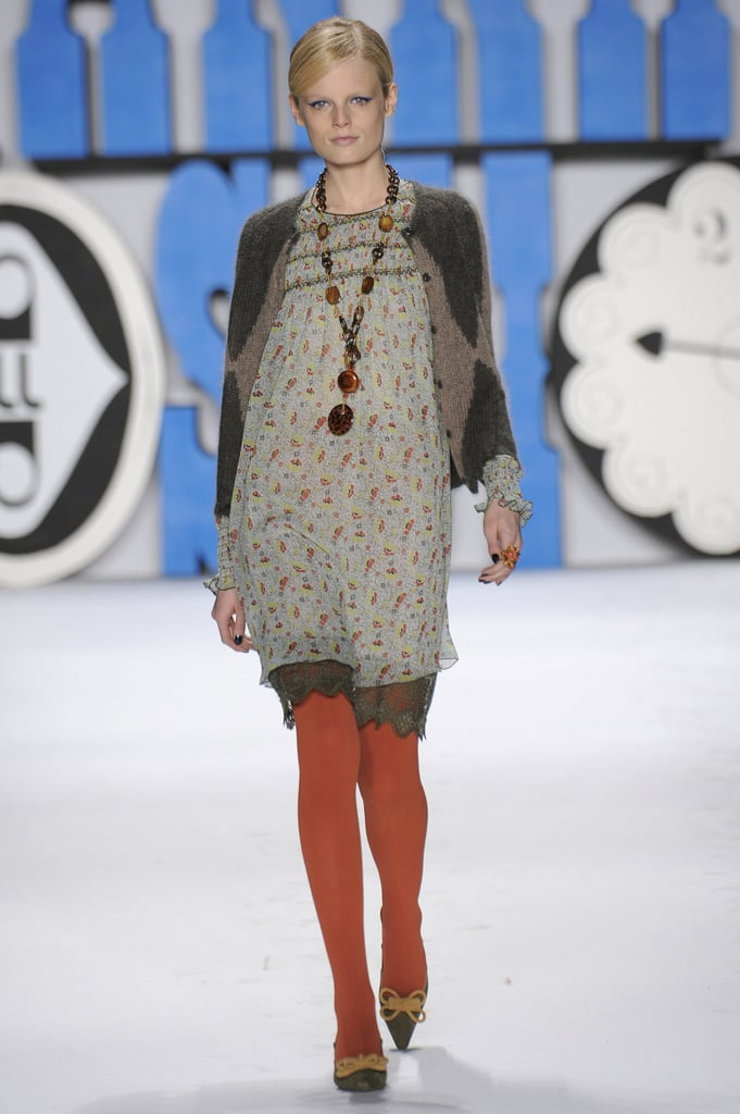 Fall sui anna runway review
