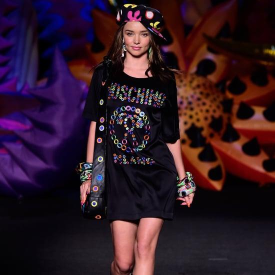 Moschino Menswear and Resort Show 2017