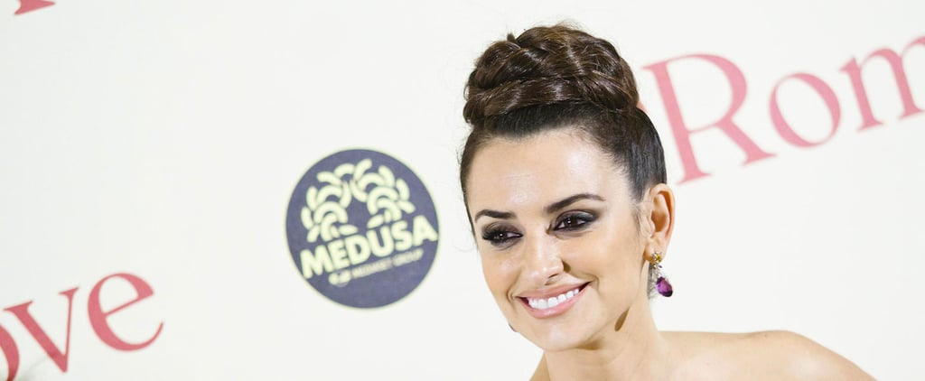 We Say Happy Birthday With 10 of Penélope Cruz's Top Hair and Makeup Moments