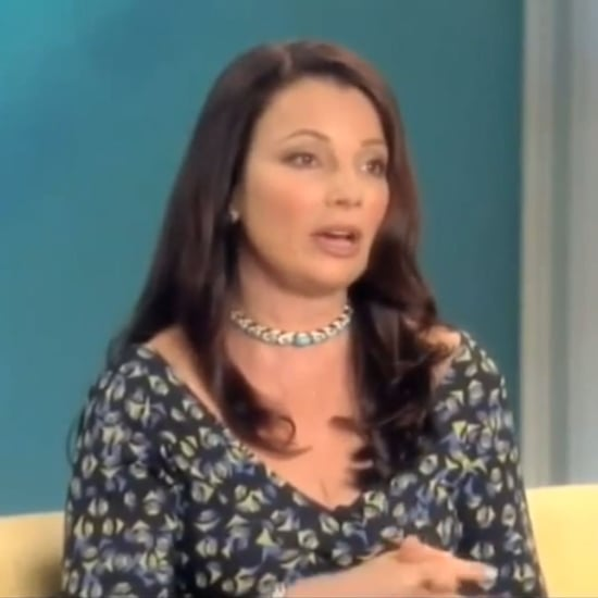 Fran Drescher Talks Gay Ex-Husband on The View
