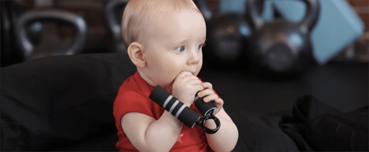 This April Fools' Baby Fitness Video Almost Seemed Real, Because 2016 Is Crazy