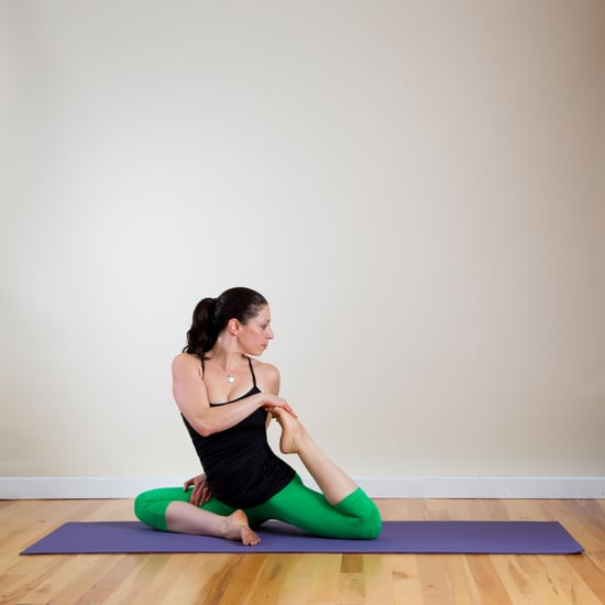 Yoga Twist Poses For the Back and Spine