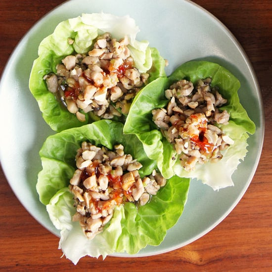 Chinese Chicken Lettuce Wraps   No Carbs