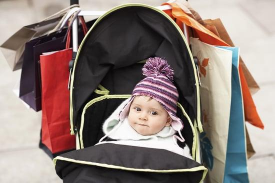 I Was A Postpartum Shopaholic