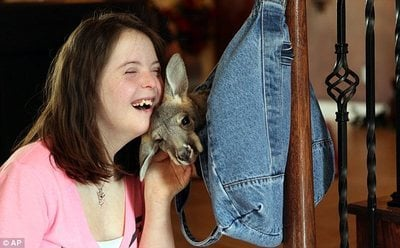 Family Fighting to Keep Unusual Pet For Special Needs Daughter