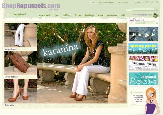 Fab Site: ShopRapunzels.com